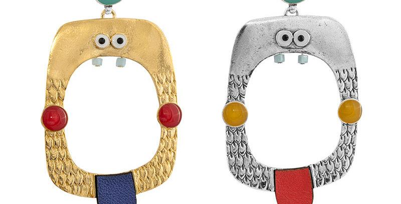 Boucles d'oreilles TARATATA H20-05935-10M