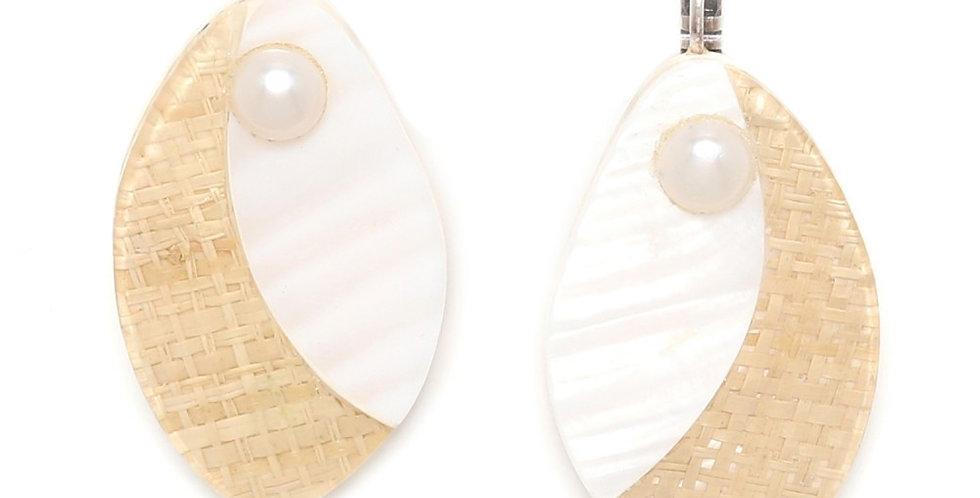 Boucles d'oreilles NATURE 12--74225