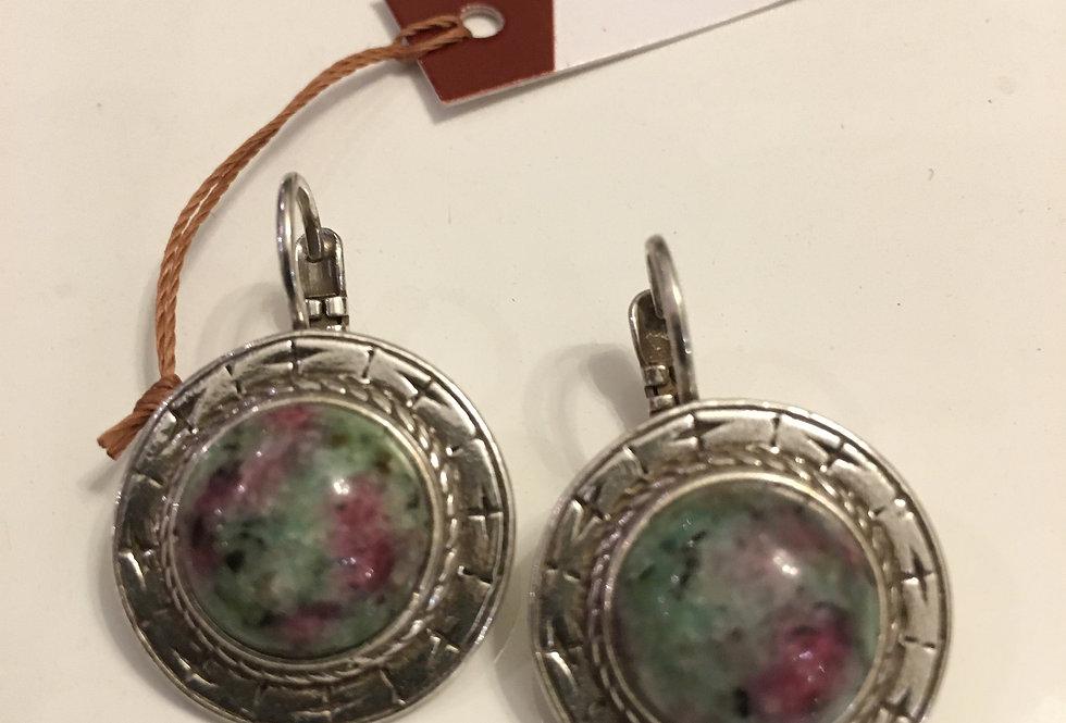 Boucles d'oreilles NATURE 12--75040
