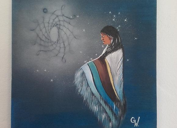 Dance your dream - Danse ton rêve - Amérindienne