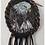 """Thumbnail: Bouclier de protection - mandella amérindien - """"Eagle Spirit - ref: M 170201"""