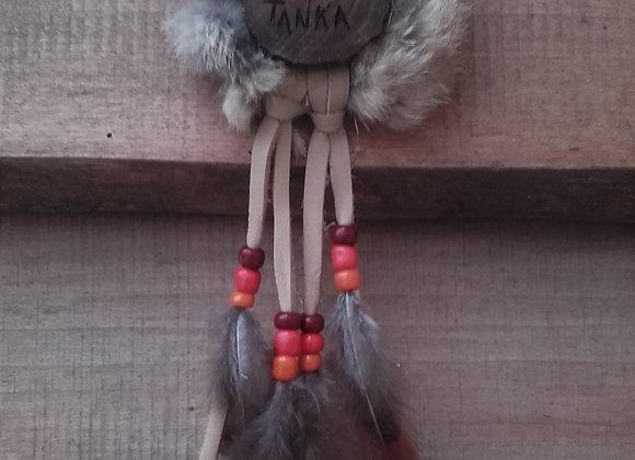 "Mandella de style Amérindien, "" Wakan Tanka"". petite taille - ref: M 171001"