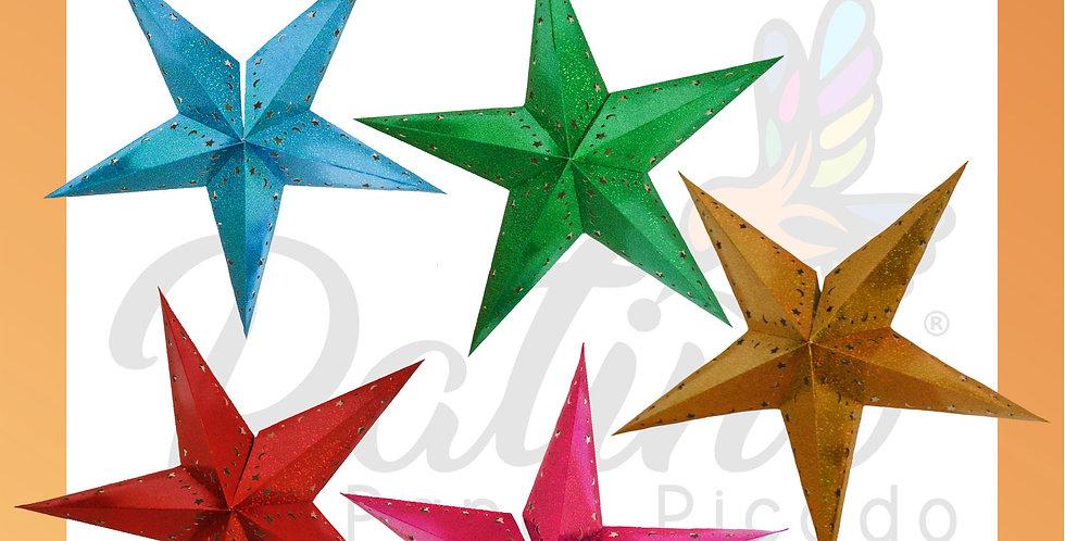 Estrella plegable