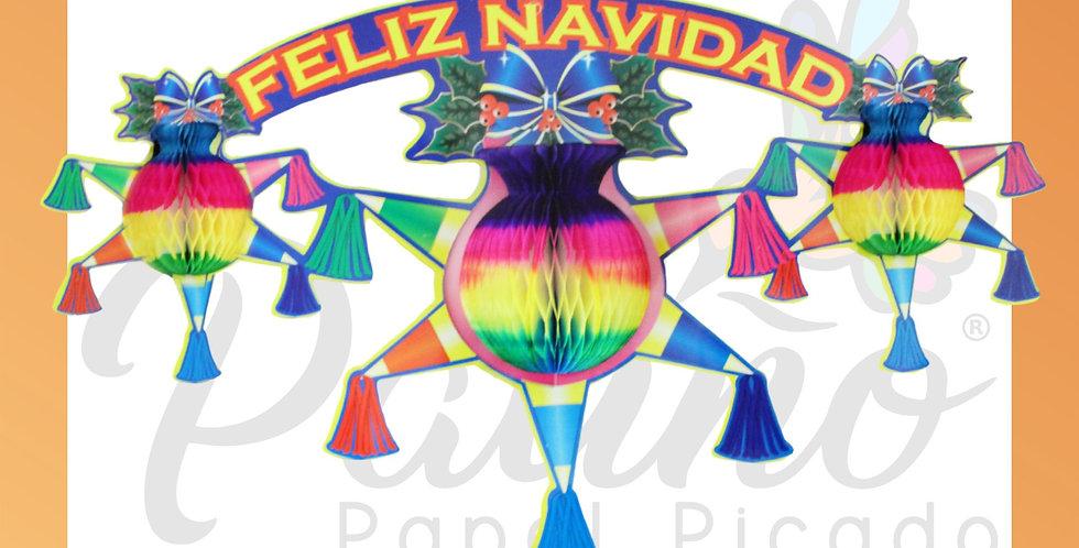 Piñata triple