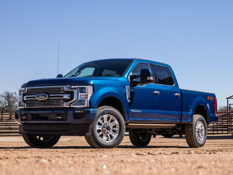 2022 Ford Super Duty – A Worthwhile Upgrade