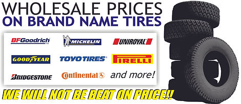 Wholesale Parts and Tire Distributor