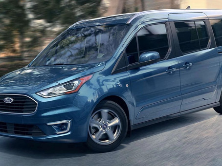 The Future of Business Mobility and the all new 2021 Ford Transit Connect