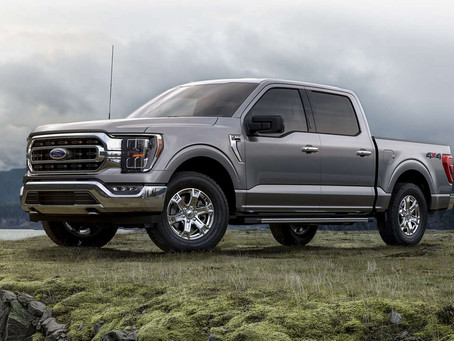Introducing the All-new 2021 Ford F150