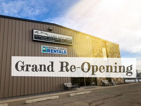 Welcome to the Brand New LAND Auto Center!