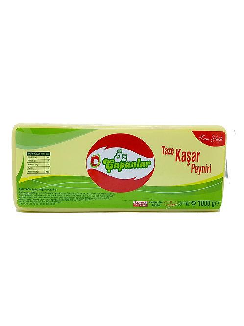 Taze Blok Kaşar 1000gr