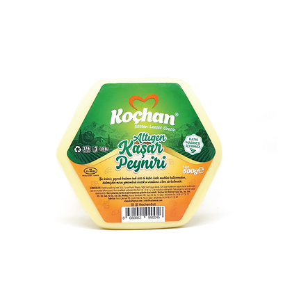 Altıgen Kaşar Peyniri