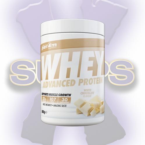 PER4M: Advanced Whey Protein- 900g