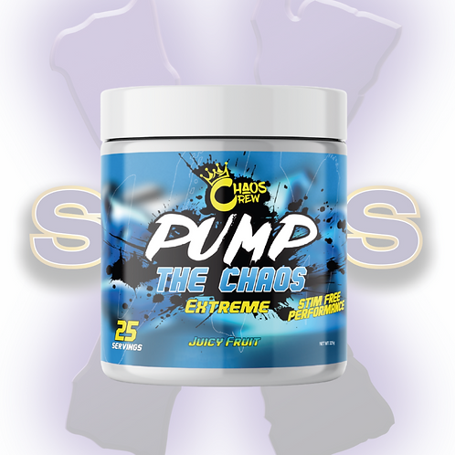 Chaos Crew: Pump The Chaos EXTREME
