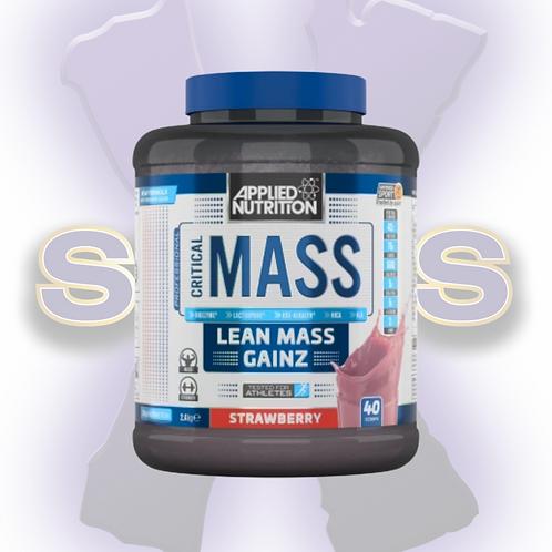 Applied Nutrition: Critical Mass 2.4kg