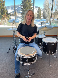 Ed Domer, Drums