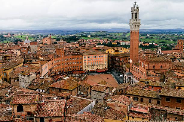 Tuscany Pilgrimage Siena