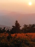 AT Pilgrimage Sun over Mountains.JPG