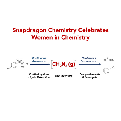 Snapdragon Scientists Contribute to Paper in Organic Process Research and Development