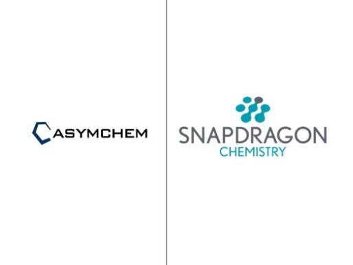 Snapdragon Chemistry Announces New Strategic Investment/Partnership With Asymchem