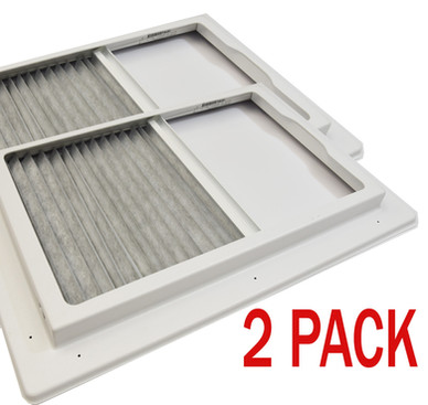 Thermo Shield Shade - half open 2 pack i