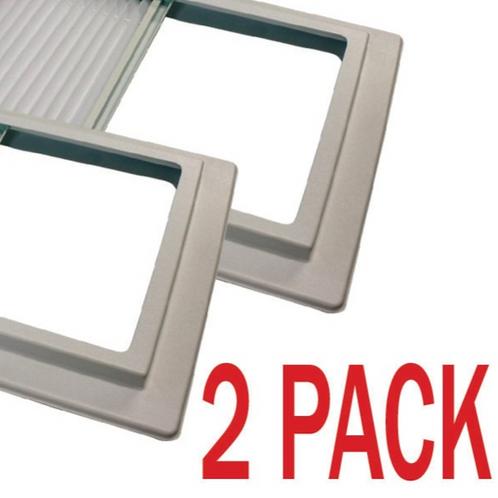 Duo Form Standard RV Skylight Shade - 2 Pack