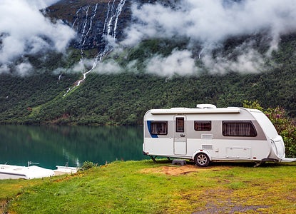 stock-photo-travel-trailer-at-night-7749