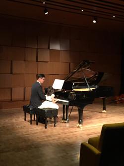 NYMA Steinway Hall Recital