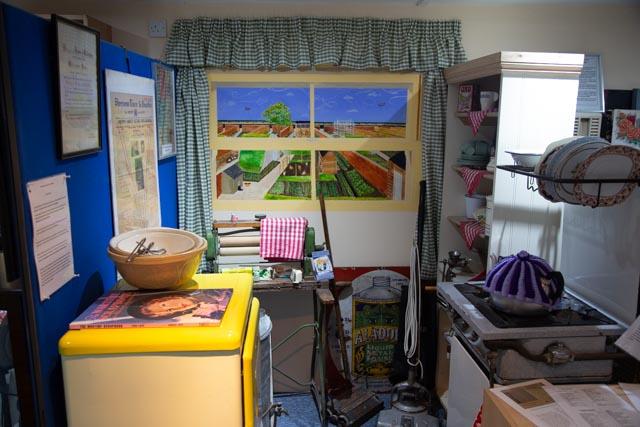 museum kitchen new