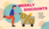 Weekly Discounts Drug City Liquors