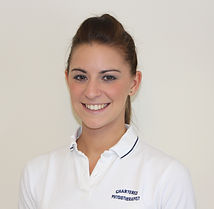 Jenny Cayley, experienced Chartered Physiotherapist
