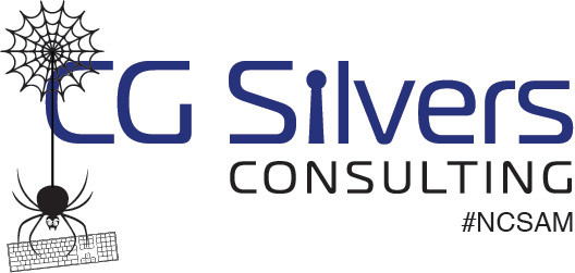 Join CG Silvers Consulting in celebrating NCSAM this October.