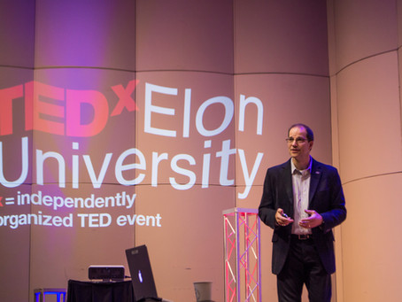 On the Road: TEDxElonUniversity