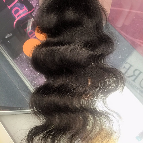 Pure Virgin Hair Frontal's and Closures