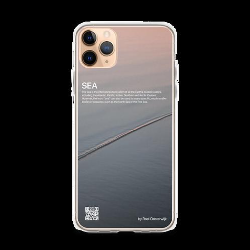 SEA by Roel Oosterwijk iPhone case