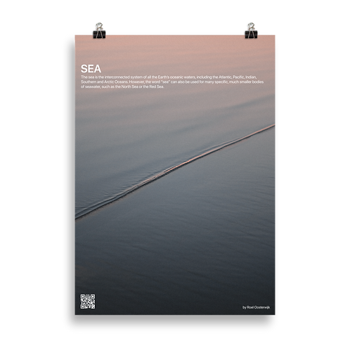 SEA by Roel Oosterwijk