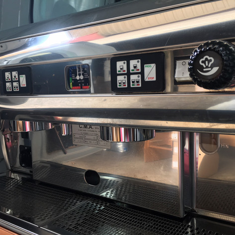 San Marino Lisa espresso machine