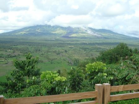 Mt Mayon, Philippines