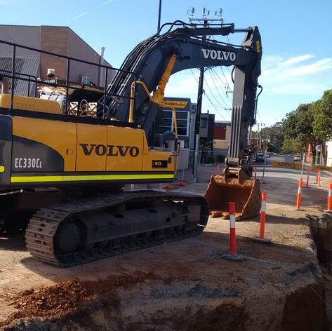 West Thebarton Road major works 2018