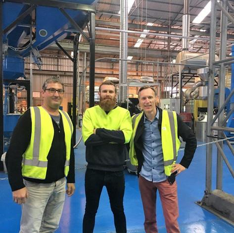 Melbourne roasting tour 2016