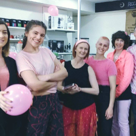 'Pink' Day 2018