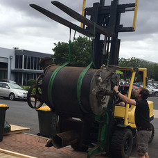Departure of Menado roaster 2017