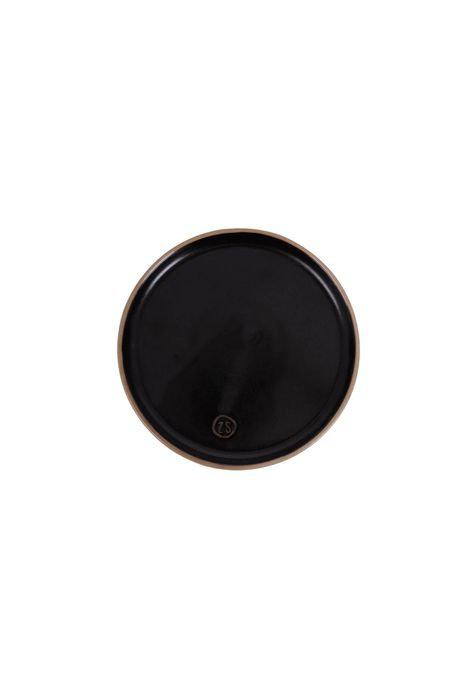 ZUSSS gebaksbordje - zwart