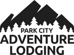 Park City Adventure Lodging - Black logo