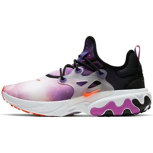 Nike React Presto Premium (Black/Total Orange)