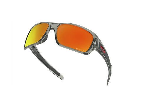 Oakley Turbine Prizm Polarized (Grey Ink/Ruby)