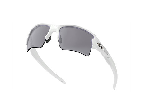 Oakley Flak 2.0 XL Prizm Polarized (Matte White/Black)