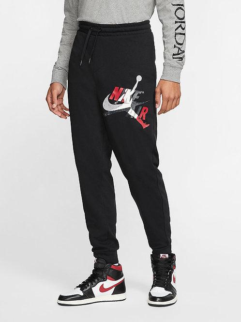 Air Jordan Mashup Classics Pant (Black/Red)