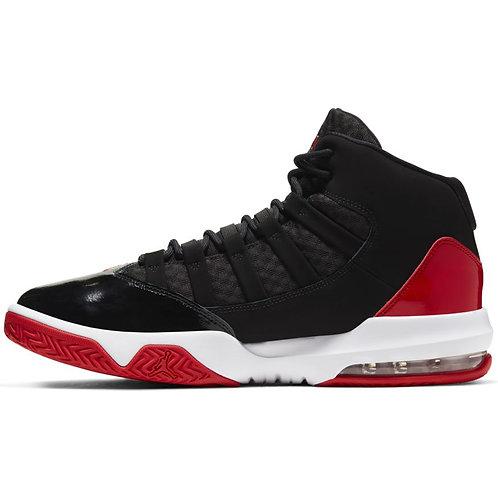 Jordan Max Aura (Black/Black-Gym-Red-White)
