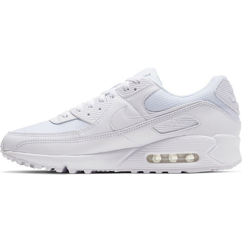 Nike Air Max 90 (White/White/White)