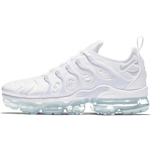 Nike Air VaporMax Plus (White/White-Pure Platinum)